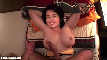 Slapped in the Face 5x Cum Swallow! Creampie Eating, Titty Slapping, Spoonfed Cum Humiliation.