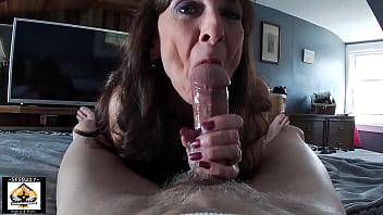 Hot Granny Oral Pleasure Show CUM Compilation