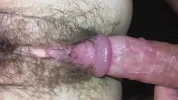 IMPREGNATING HAIRY GF WITH INTERNAL CREAMPIE