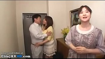 Jav huge boobs gets has sex in parents home
