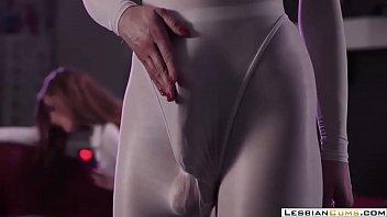 Classy Lesbian Athetic Strapon Sex ⇨ LesbianCUMS.com