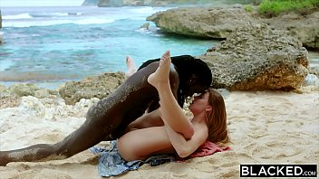 BLACKED Cheating Teen can't resist BBC during Vacation
