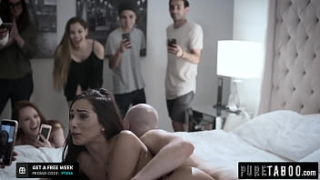 Babe Found Fucking at a Party Gets Humiliated by Her Friends
