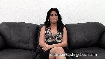Pregnant brunette female amateur
