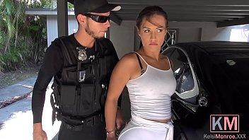 KM.17.1 Kelsi Monroe Run From Police Part 1 KelsiMonroe.XXX Preview