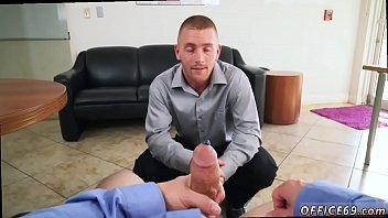 Gay porn brief movie Keeping The Boss Happy