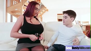 Hardcore Sex Tape With Horny...