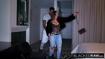 BLACKEDRAW Horny married wife deeply craves BBC