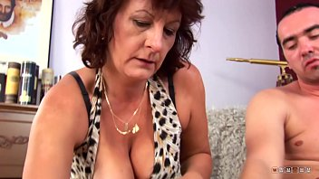 Naughty and Experienced Granny with Big Tits Loves to have Sex Thumbnail