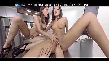 Lustful Latinas Alexa  And Jimena Sharing You Cock