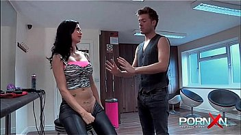 Big tits whore loves extremely rough sex