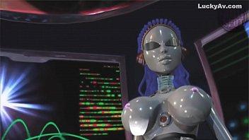 Porn female robot Hot Female