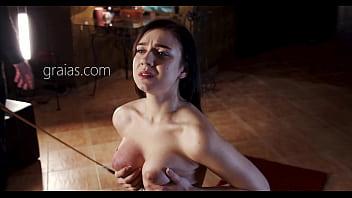 Crying bitch nipple t.