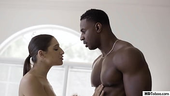 Booty creeper wants a married black guy's dick