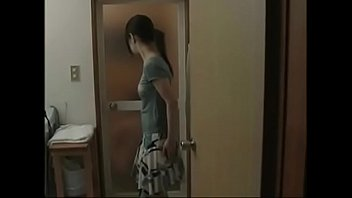 Japanese cheating on her husband with the neighbor
