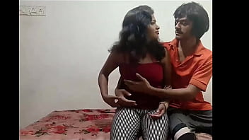boy and girl hot romance in hotel