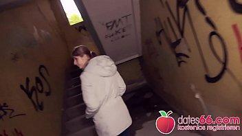 EroCom Date - Deutsche dünne Blonde teen macht Blind date Sextreffen in Berlin