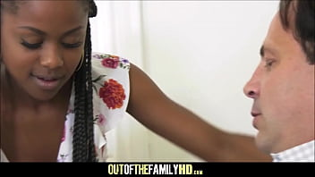 Young Sexy Thick Ebony Step Daughter Amilian Kush