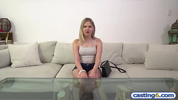 Outgoing amateur teen cutie gets angry when he offered her money for sex