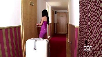 Hotel Hallway Surprise