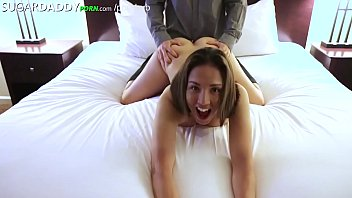 SugarDaddy smashes out BIG TITS college girl for a purse.
