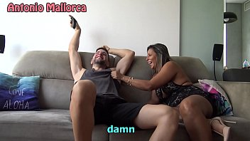 BRAZILIAN MILF WITH HUGE BUTT GETS ANAL SEX BY SPANISH GUY
