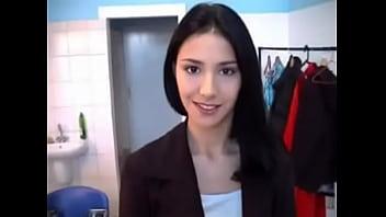 Super cute brunette