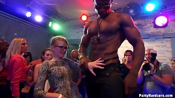 Amateur birthday girl gets barebacked by a stripper in PHGC 30