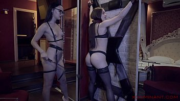 XDOMINANT 012 - CRUEL MISTRESS AND HER ANAL SLAVEGIRL.