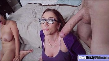 Sex On Tape In Hard Style Big Juggs Mommy (Ariella Ferrera & Missy Martinez) vid-06