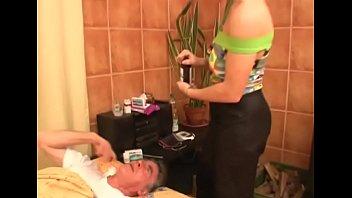 Sensual lady Kate with big natural tits cums hard