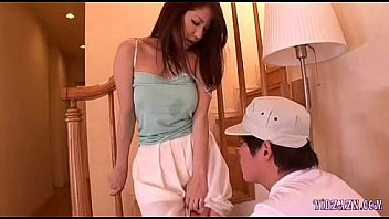 Busty Asian Girl Getting Her Tits Rubbed And Fucked Fingered While Standing In T