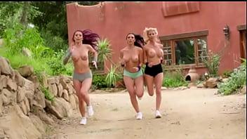 3 porn starss harxd group sex