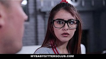 My b. Sitters Club - Troubled b. Sitter (Sally Squirt) Caught And Fuck By Boss