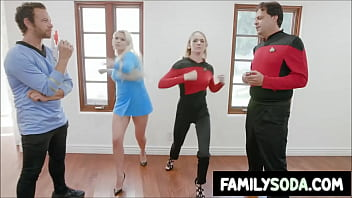 Dads fuck Daughters after Comic Con Thumbnail