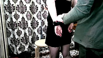 Mature slut wife training, or a Woman must be submissive .!. The husband teaches obedience to his wayward mature bitch... All women like to obey, but not all admit it to themselves.. ))