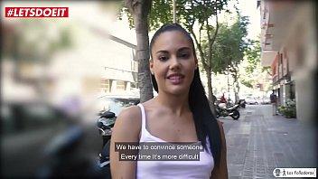 Stunning Brunette Apolonia Cums Hard On A Big Novice Cock - LETSDOEIT.COM