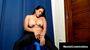Asian Mommy Maxine X, shoots her creamy cunt juice while she cums after masturbating her Oriental Pussy! Full Video & Maxine X Live @ MaxineX.com!