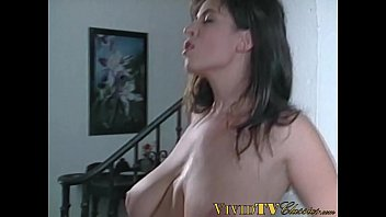 MILF gets her hole drilled from the back