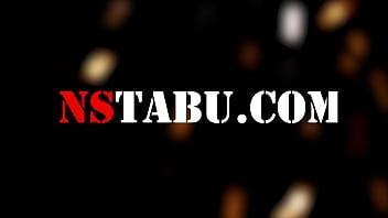 Teen Sitter Seduces Middle Aged Man - Jazmin Luv