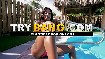 Black Pornstar Sarai Minx Has A Killer Body: Big Tits And Nice Booty!