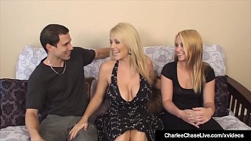 Hot housewife Charlee Chase watches her college girlfriend get fucked by her husband & tickles her feet until everyone cums in total Ecstasy! Full Video & Charlee Live @ CharleeChaseLive.com!