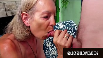 GoldenSlut - Older Lady Blowjob Comp 5 Thumbnail