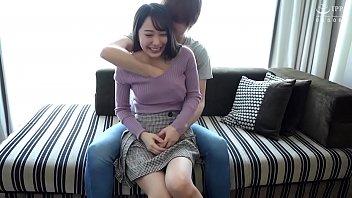 Facial sex on a pure white girl who is ashamed / Mizuki