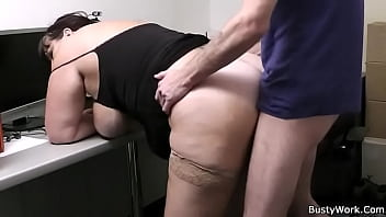 Fucked in all holes fat woman