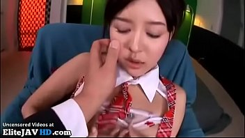 Jav adorable 18yo maid smashed by horny boss