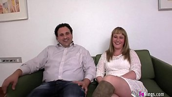 Cuckold husband enjoys watching her wife drilled by two big dicks