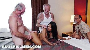 BLUEPILLMEN - Three Old Men And A Latin Lady Named Nikki Kay