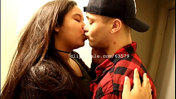 Sexy Latina College Couple
