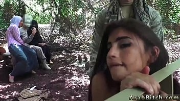 Expedition teen fucked by interracial guys